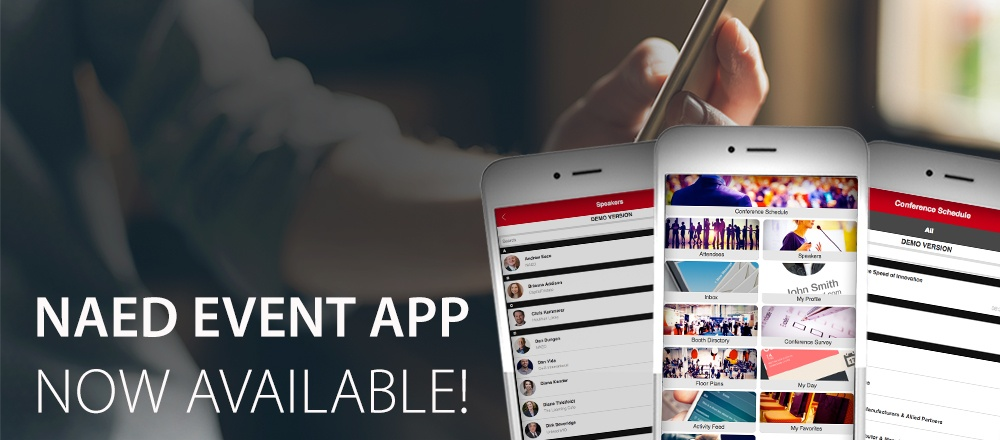 NAED Events App