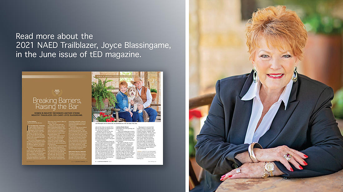 Joyce-Blassingame-Trailblazer
