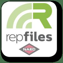 RepFiles NAED App Icon