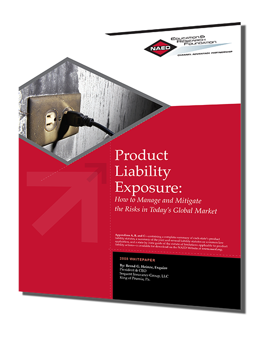 Product Liability Cover
