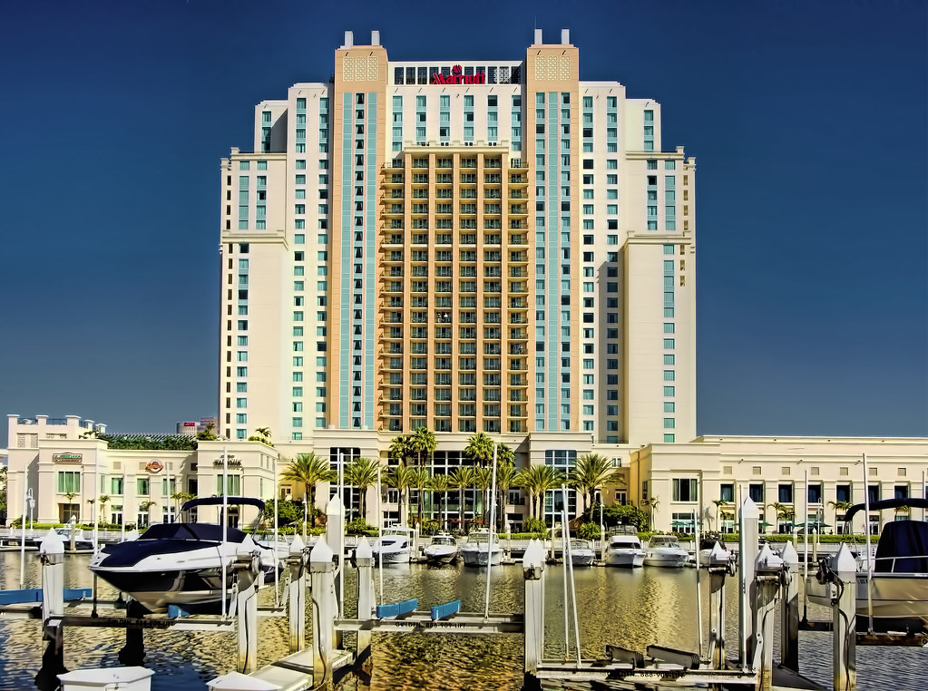 Tampa Waterside Hotel front image
